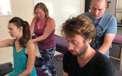 A workshop on Soft Tissue Release (STR):  An interview with Alison Dalziel